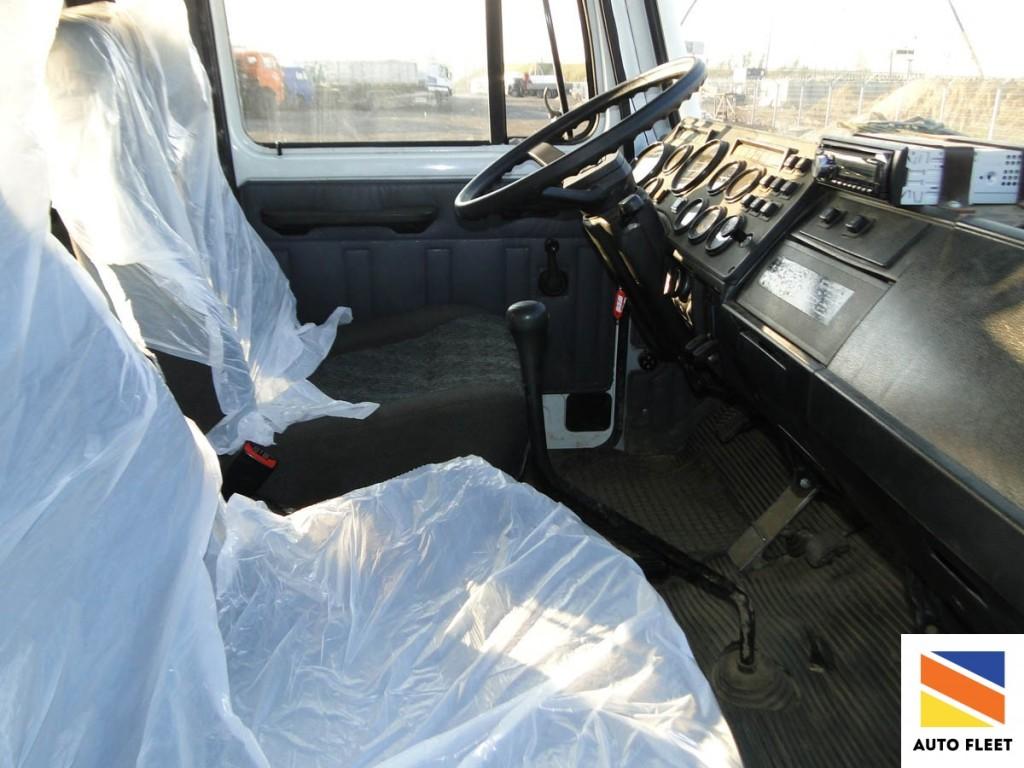 ГАЗ ГАЗ-66 Ямобур. ( Буровая установка )