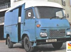 TRUCK AVIA AZOM 1972