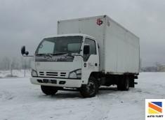 Isuzu 3770 - грузовой фургон