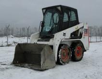 Погрузчик Bobcat S100