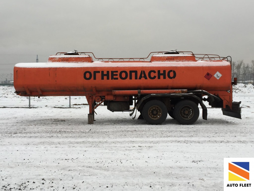 Утва СРР-26BG-11903 -полуприцеп-цистерна