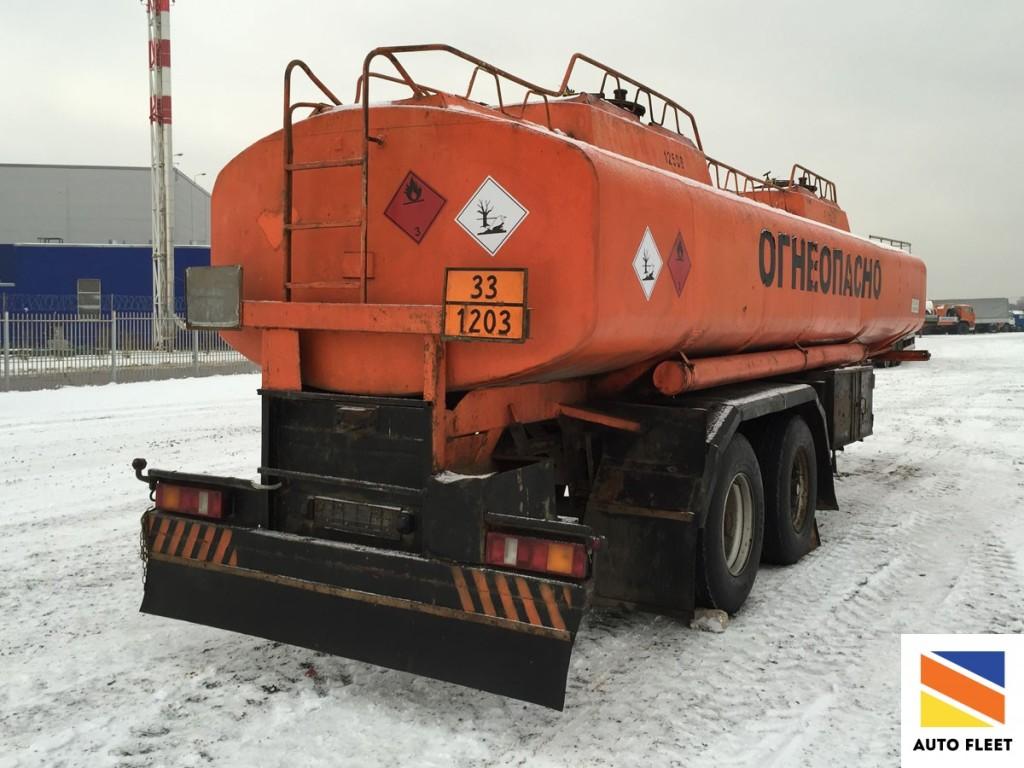 Утва СРР-26BG-11903 цистерна нефтевоз