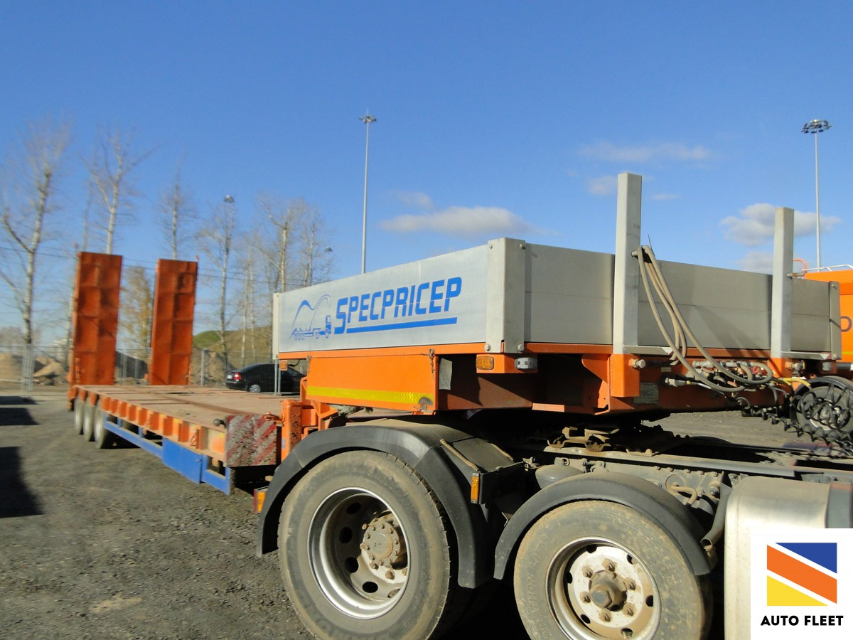 Specpricep 9942L3 трал 42т