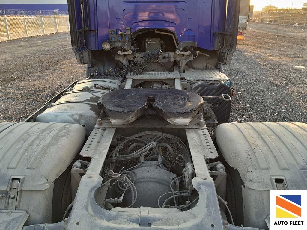 Scania G420 4x2 2011 тягач