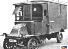ААА Электрик, 1920 г.