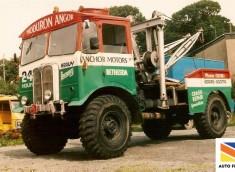 AEC Matador 1940 truck