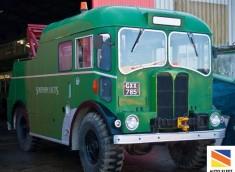 AEC Matador Tow Truck - 004 (GXX 785)