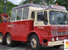 Пожарная машина AEC PJO 147P