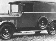 Адлер L6,1926 г.