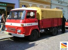 АВИА А20 пожарная машина