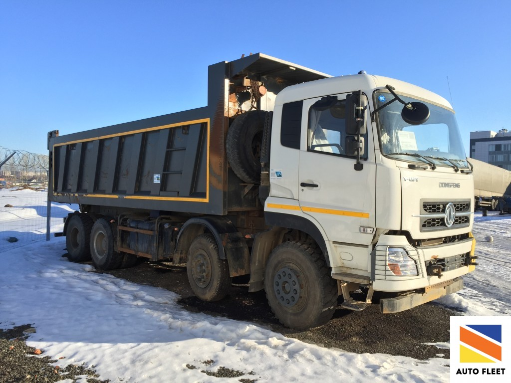 DONGFENG DFL3310AW1 Самосвал