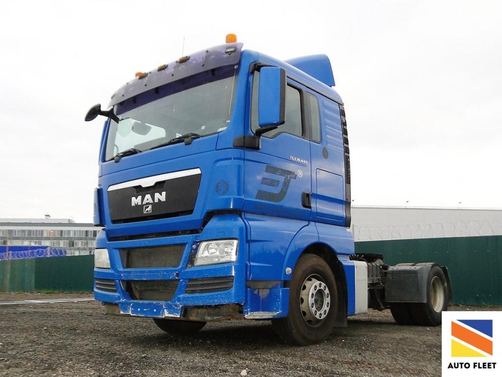 MAN TGX 18 440 тягач седельный