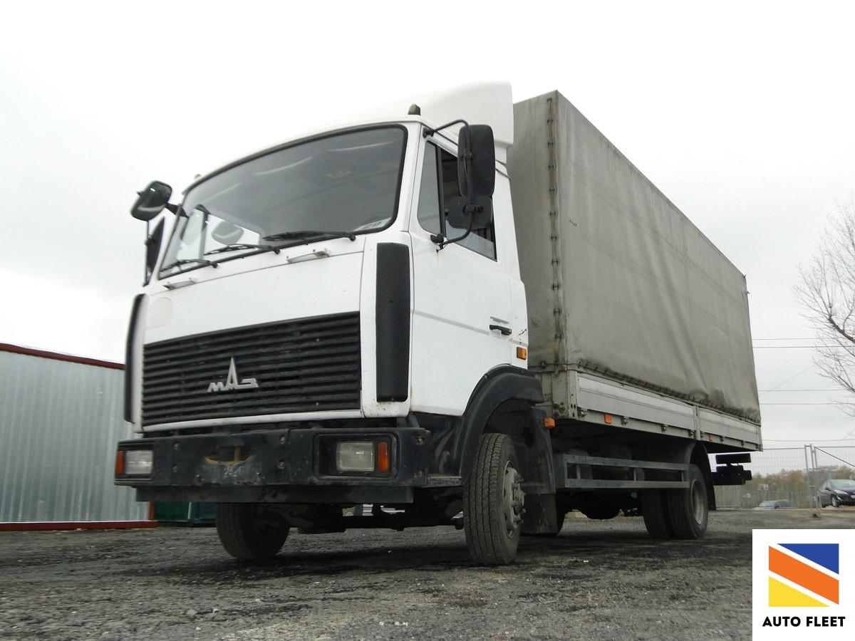 МАЗ 4370043 грузовой борт тент