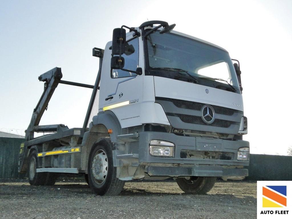 Mercedes Benz Actros купить