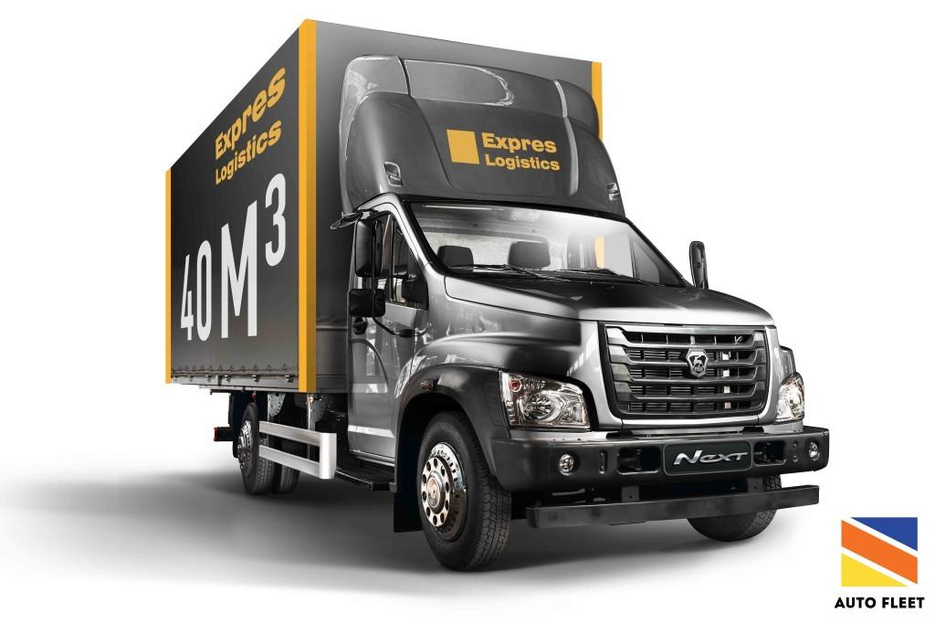 Truck «Газон-Next»