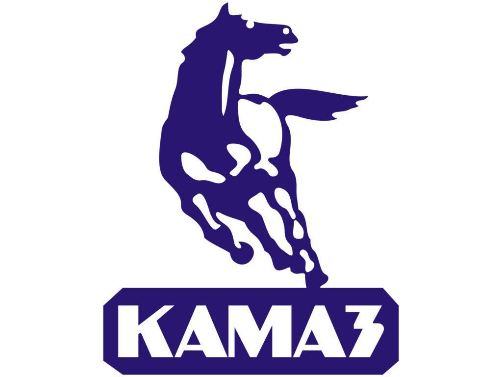 Грузовики КамАЗ logo KAMAZ