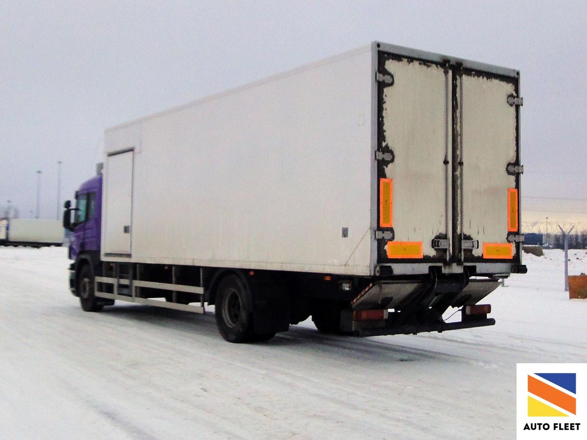 Scania P230 – грузовой рефрижиратор