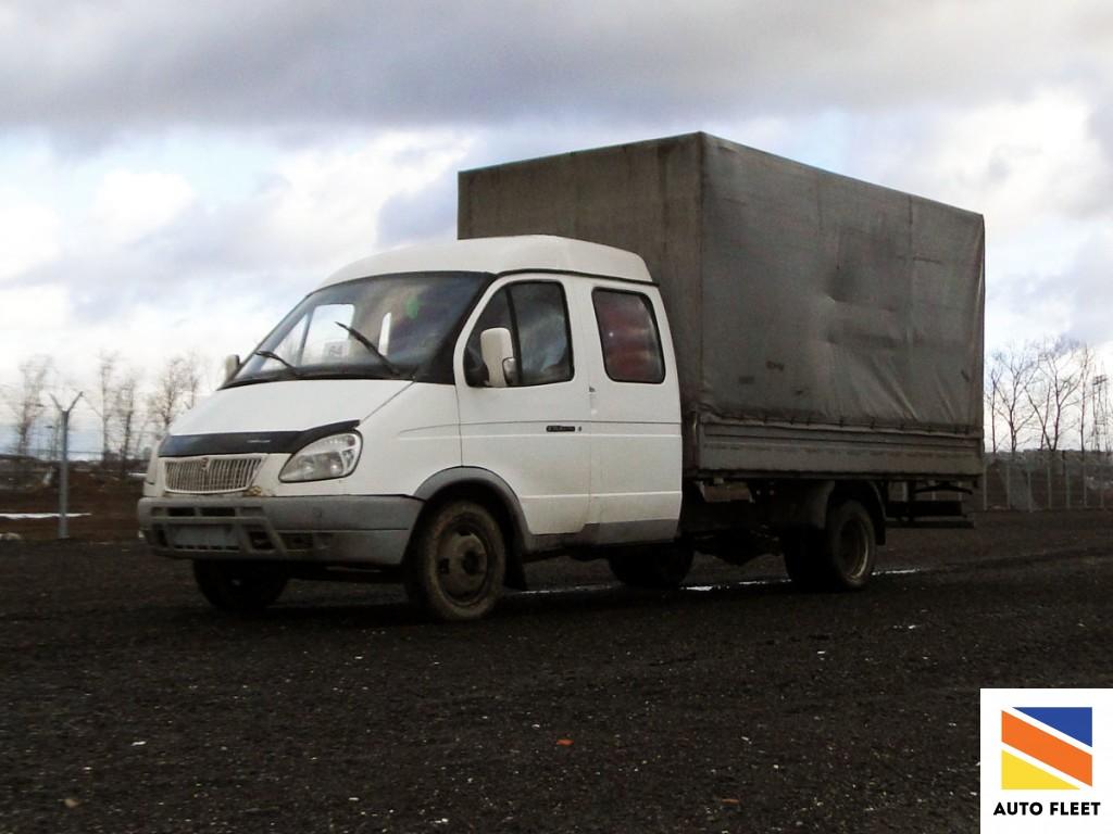 Газ 27841– грузовик бортовой тентованный