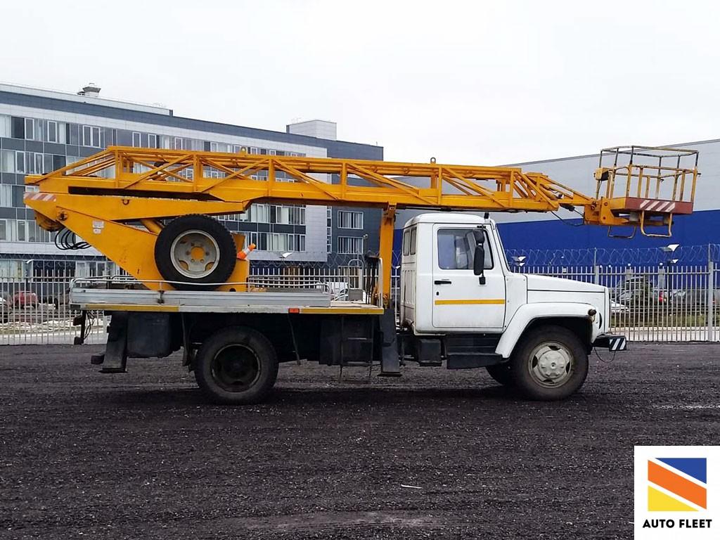 ГАЗ АП1804 - Автовышка