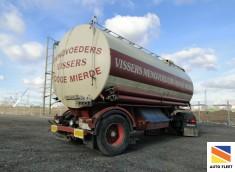 Welgro кормовоз, цистерна для сыпучих продуктов