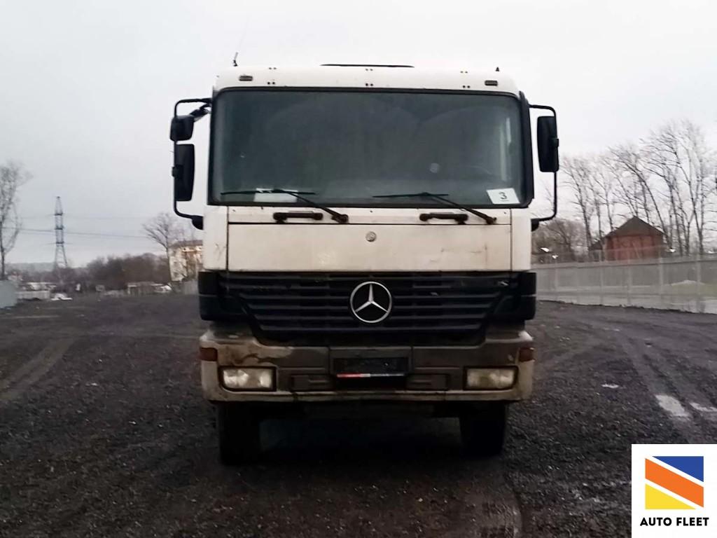 Actros 3343 Mercedes-Benz