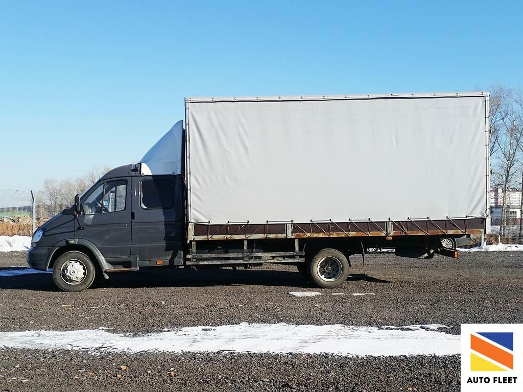 Газ Валдай 3010HD грузовик