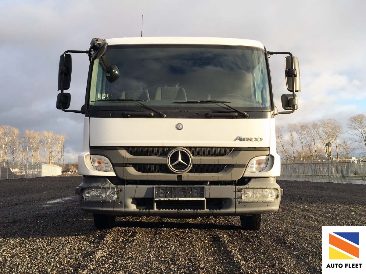 Atego 816 Mercedes-Benz