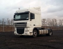 Daf FT XF 105 Space CAB