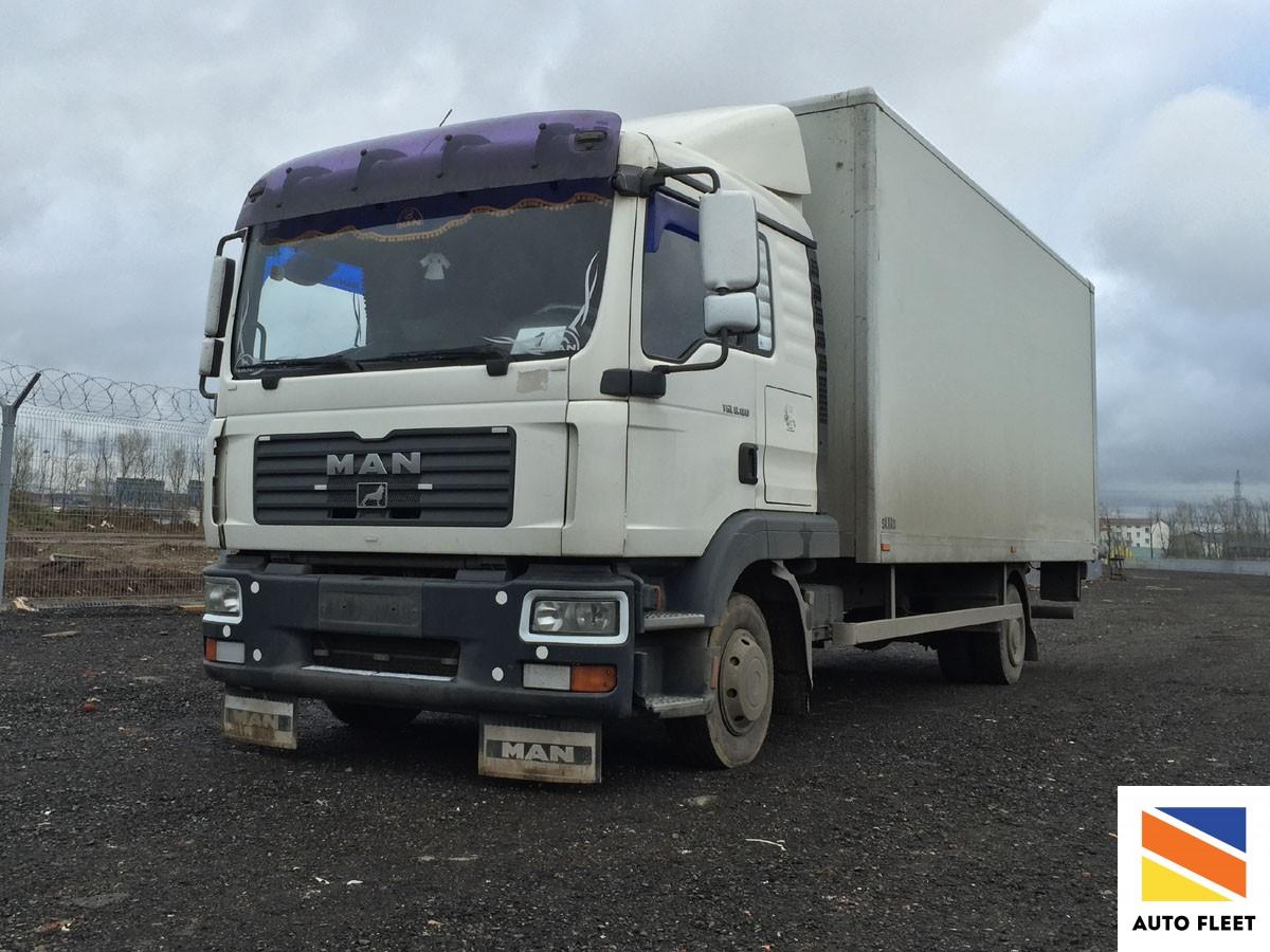 Man TGL Man TGL 8-180 фургон грузовой