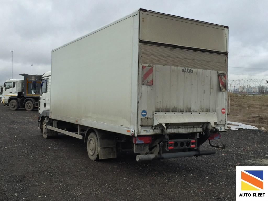 Man TGL 8 180 фургон грузовой