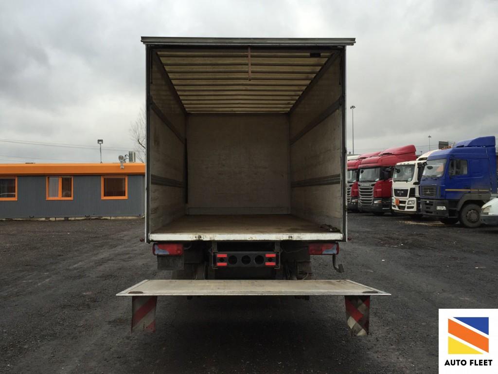 TGL Man TGL 8 180 фургон грузовой