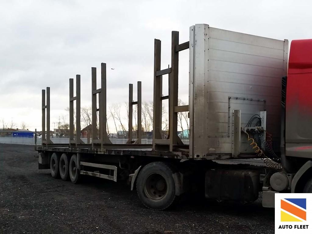 Schmitz Cargobull — полуприцеп лесовоз