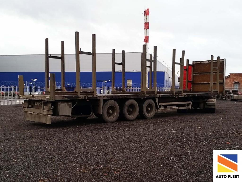 Schmitz Cargobull —лесовоз