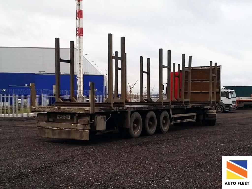 Schmitz Cargobull — лесовоз