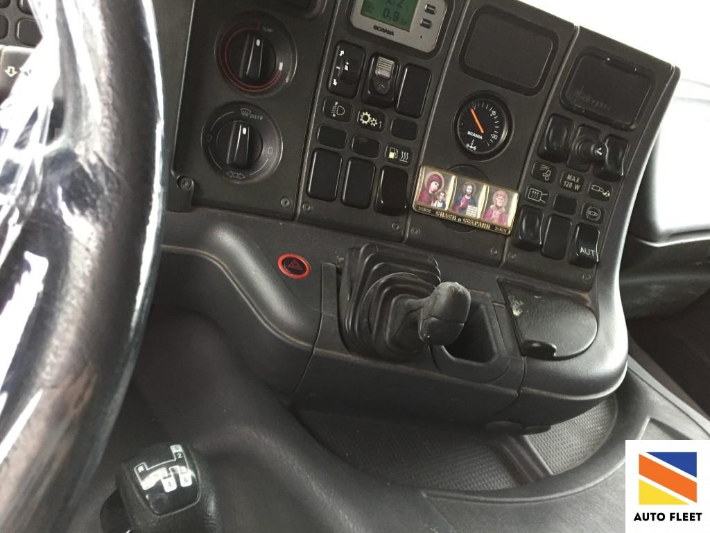 Scania 114G - молоковоз