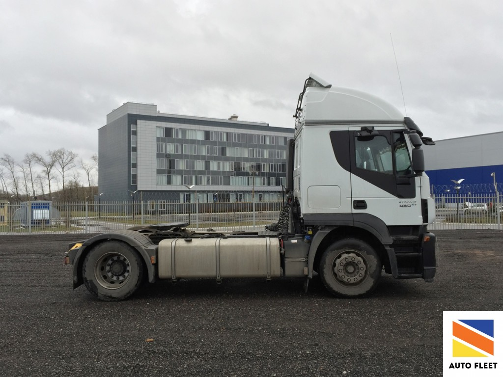IVECO Stralis AT440S 42T