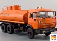 Kamaz-53215 Бензовоз