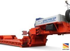 Полуприцеп-тяжеловоз 9942M4 · Модуль 90 тонн