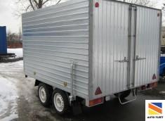 Прицеп - фургон на 3,5 т