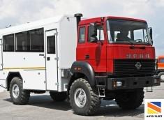 Вахтовый автобус на базе УРАЛ