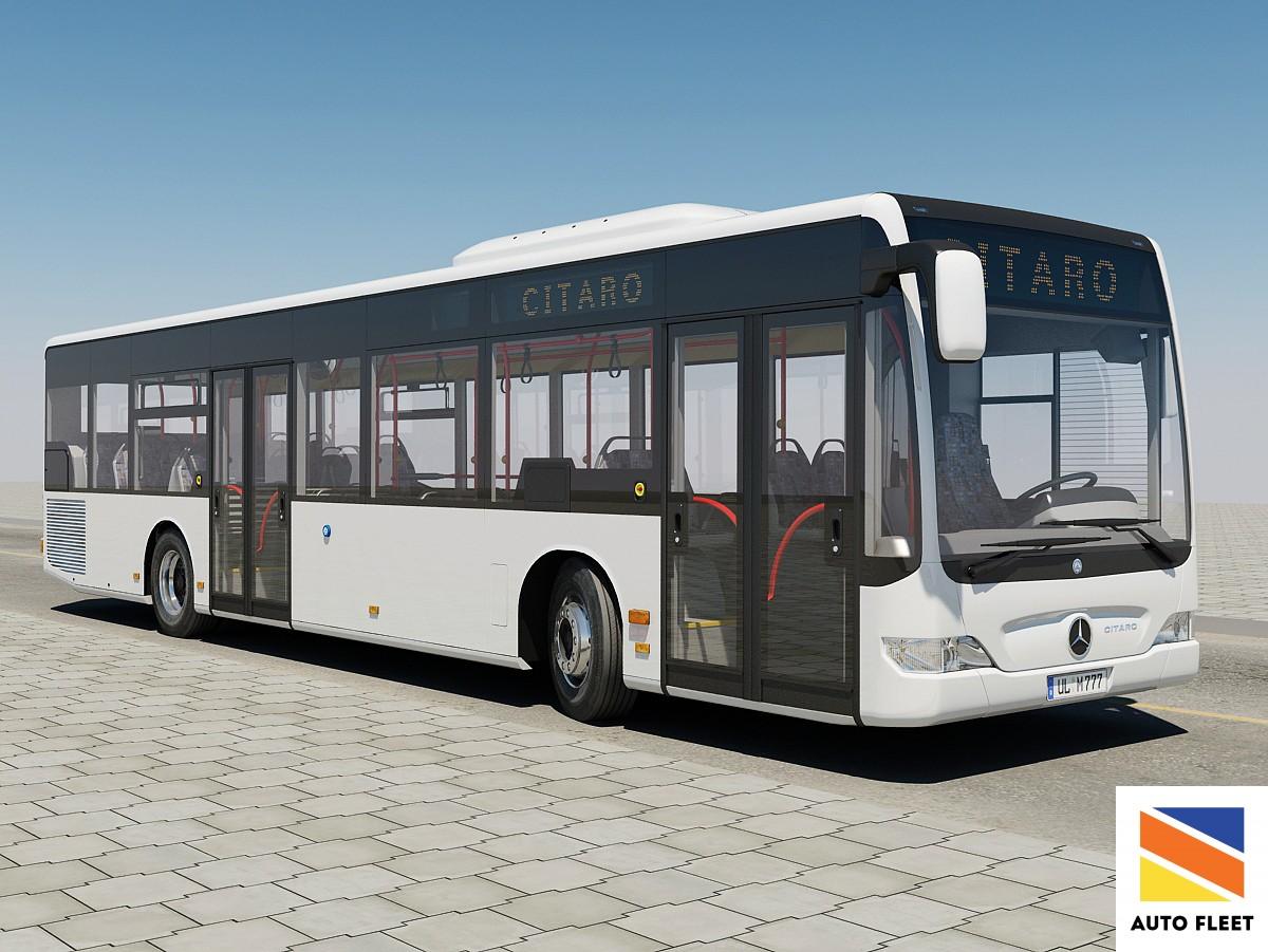Автобусы Mercedes Citaro