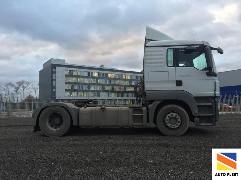 Man TGS 19 400 седельный тягач
