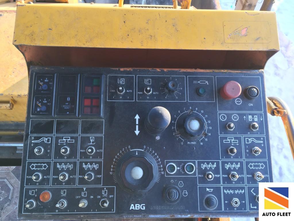 ABG TITAN 325 Асфальтоукладчик.