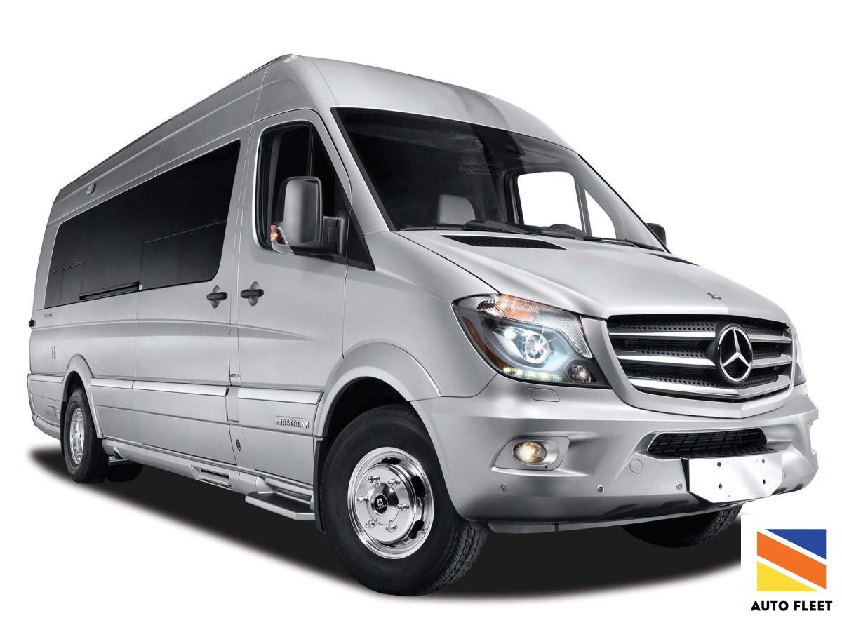 Автобусы Mercedes Sprinter
