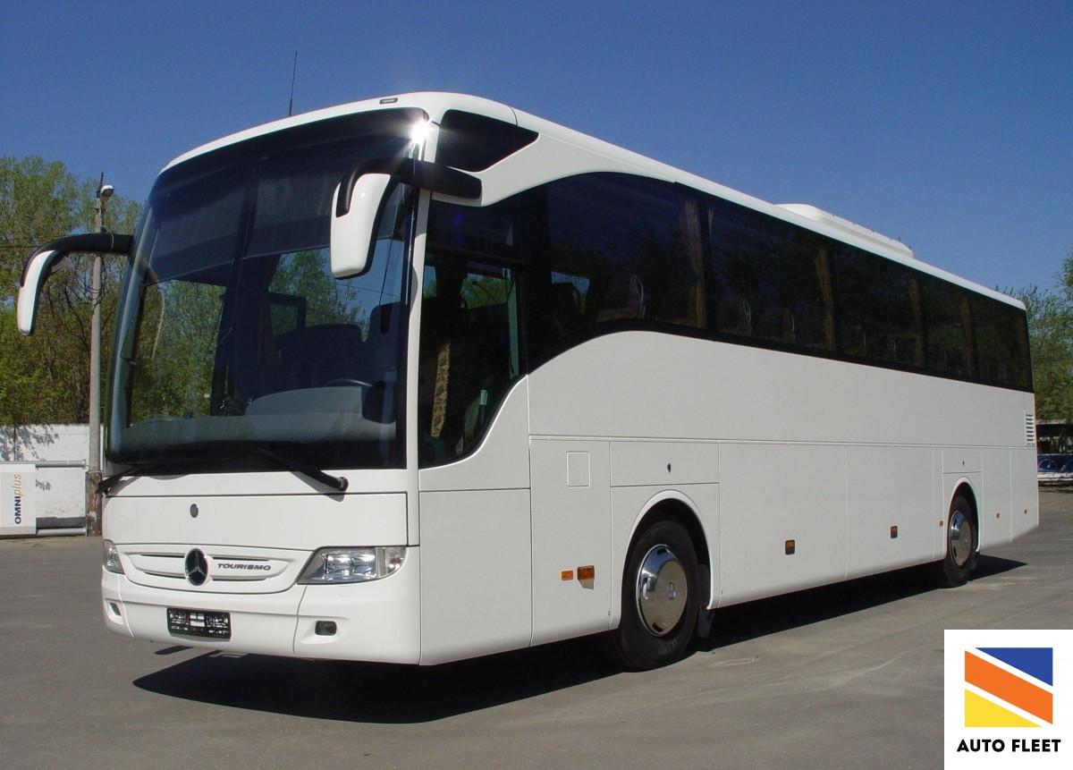 Автобусы Mercedes Tourismo