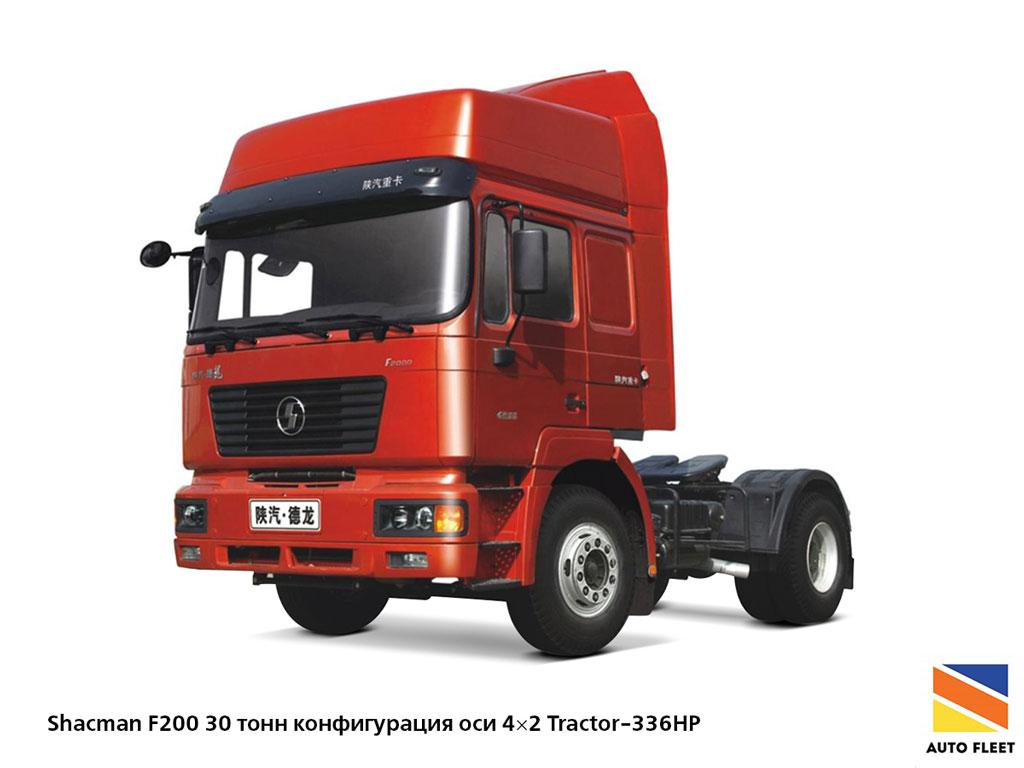 Shacman F200 30t-4X2