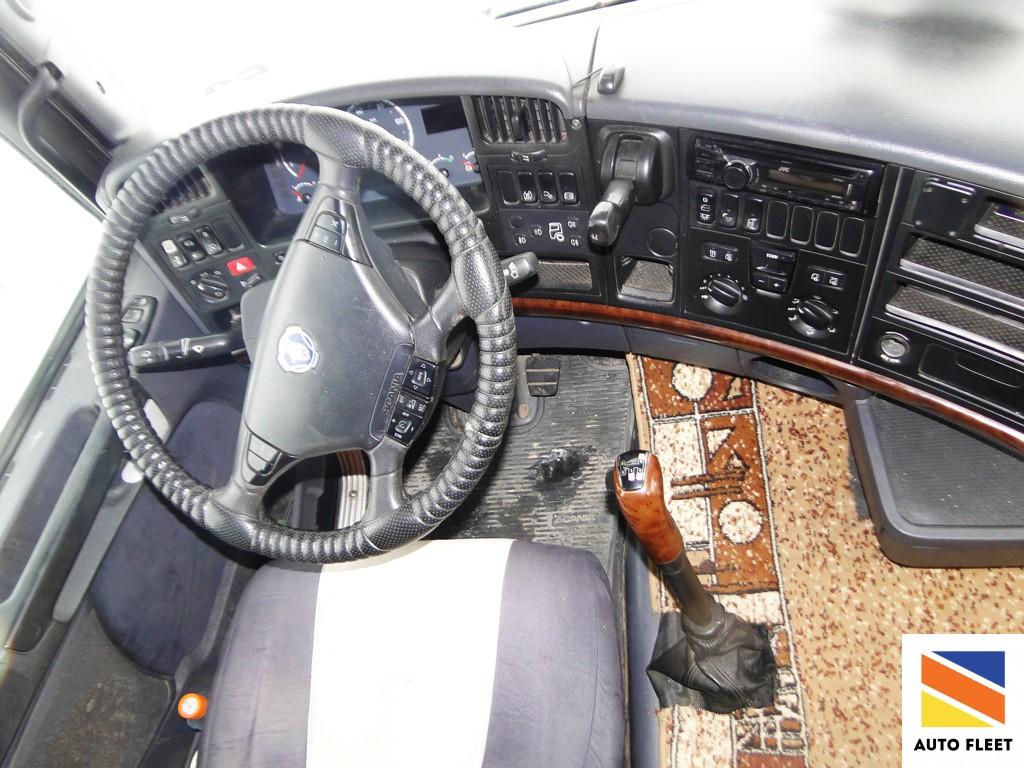 Scania R500 V8 тягач