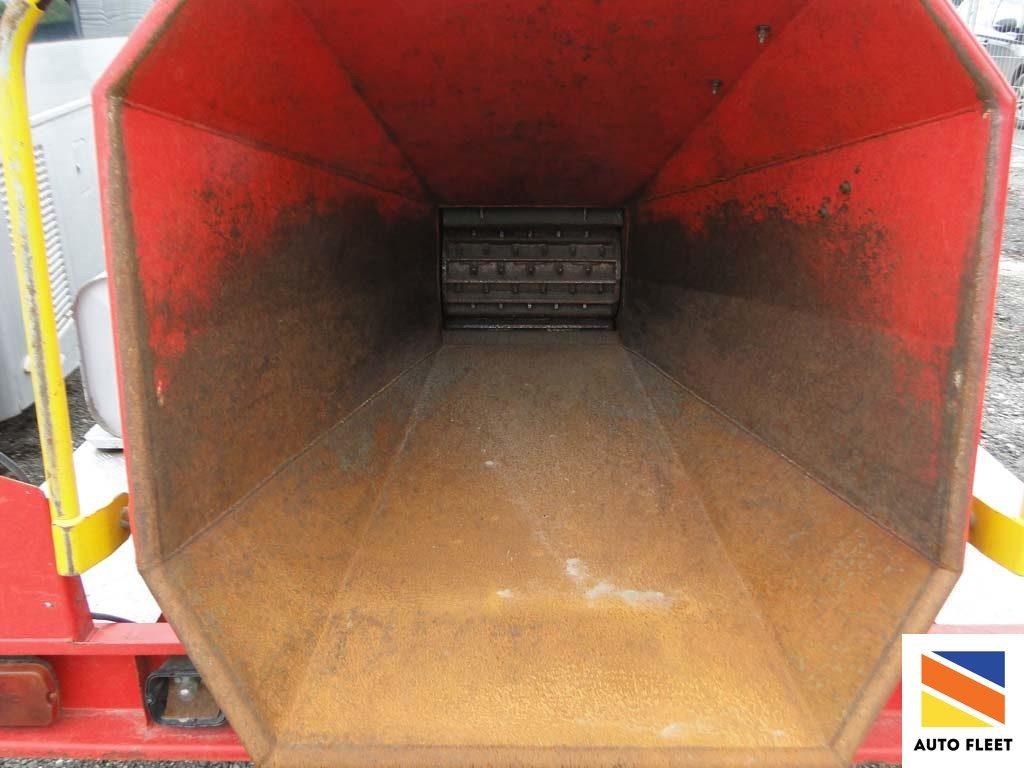 Skorpion 250SDT дробилка древесных отходов