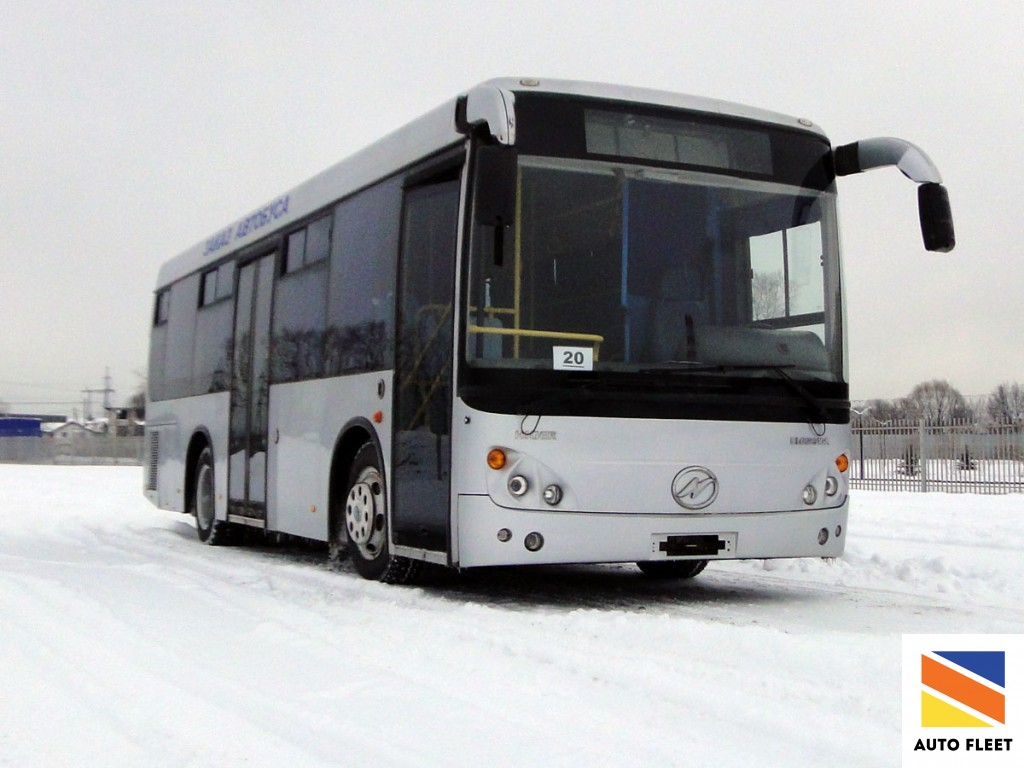 Higer KLQ6891GA - автобус
