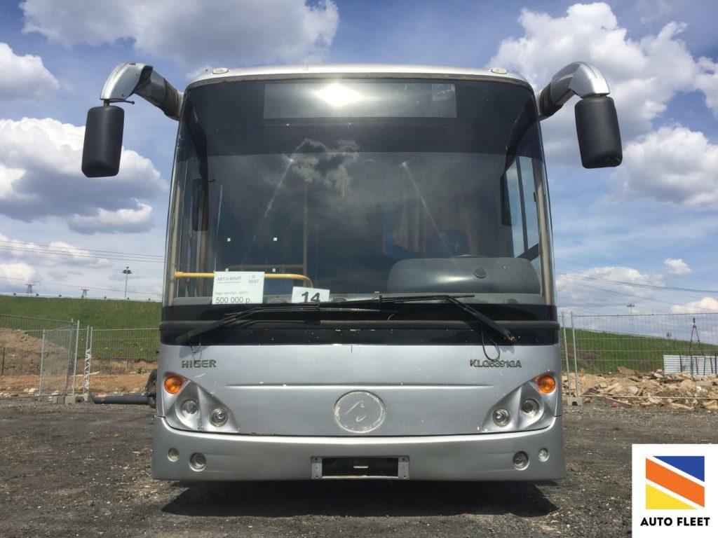 Higer KLQ6891 GA - автобус